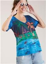 T-shirt Local Lagoa M
