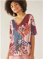 T-shirt Local Roselle Rosa M
