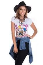 T-shirt Love Donuts BL2413 - M