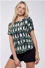 T-Shirt Malha Costas Tini Est Tini - 40