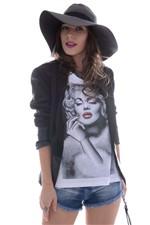 T-shirt Marilyn Monroe BL2051 - M
