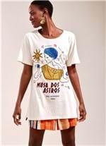 T-Shirt Musa dos Astros BRANCO G