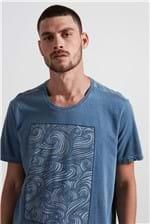 T-shirt Netuno Marinho Gg