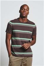 T-shirt Oldie Stripes T-shirt Oldie Stripes Expresso P