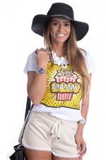 T-shirt Pop Corn BL2317 - M