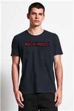 T-shirt Reco Reco Preto G