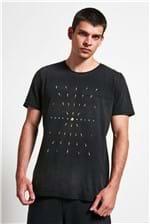 T-shirt Relax Bolt Preto Gg