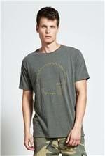 T-shirt Reverb Verde Gg