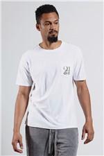 T-shirt Rio Photo Bolso Branco G