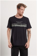 T-shirt Rocky Point Preto P