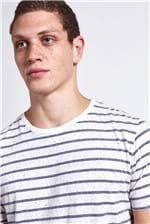 T-shirt Roots Stripes Preto Gg