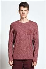 T-shirt Rush Vermelho G