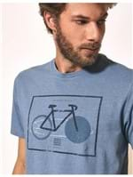 T-shirt Sil Bike