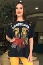 T-shirt Silk Lenço Isabela Farm - P