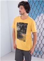 T-shirt Silk Paraiso Duo Tone Caqui P