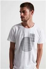 T-shirt Solar Stripes Off White Gg