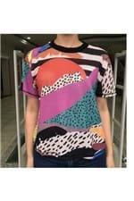 T-shirt Tela Tropicaloco Farm - P