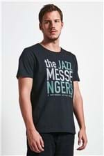 T-shirt The Messe Preto P