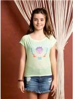 T-shirt Touro Verde P