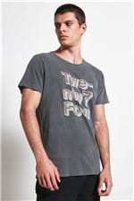 T-shirt Twenty Four 7 Preto G