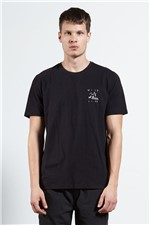 T-shirt Wild Dark Life Preto M