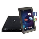 Tablet Dazz Quad Core 7'' Plus Wifi 1GB 8GB DZ7BT - Preto