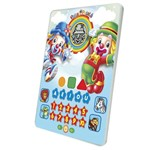 Tablet Infantil - Pa-ta-pad Patati Patatá - Candide