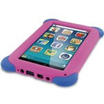 Tablet Kid Pad 8gb Tela 7 Polegadas Quadcore 2 Câmeras Rosa - Multilaser