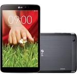 "Tablet LG G Pad V500 16GB Wi-fi Tela IPS Full HD 8.3"" Android 4.2 Processador Qualcomm Snapdragon 600 de 1.7 GHz Quad Core 1.7 GHz - Preto"
