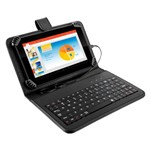 Tablet M7S Quad Core Teclado Multilaser NB196