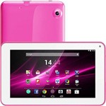 Tablet M9 Quad Core Android 4.4 Wi-Fi 9 8GB Rosa - Multilaser