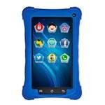 Tablet Mondial Tb-18 Kids com Capa Protetora Bivolt - Azul
