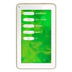 Tablet Multilaser Mirage Quad Core 8gb Dourado Nb250