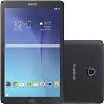 "Tablet Samsung TAB E, 8GB, 3G, 9.6"", Bluetooth - Preto"