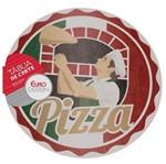 Tábua de Vidro para Pizza Pizzaiolo 13015 35cm