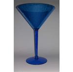 Taça Acrílica Martine Azul 275ml