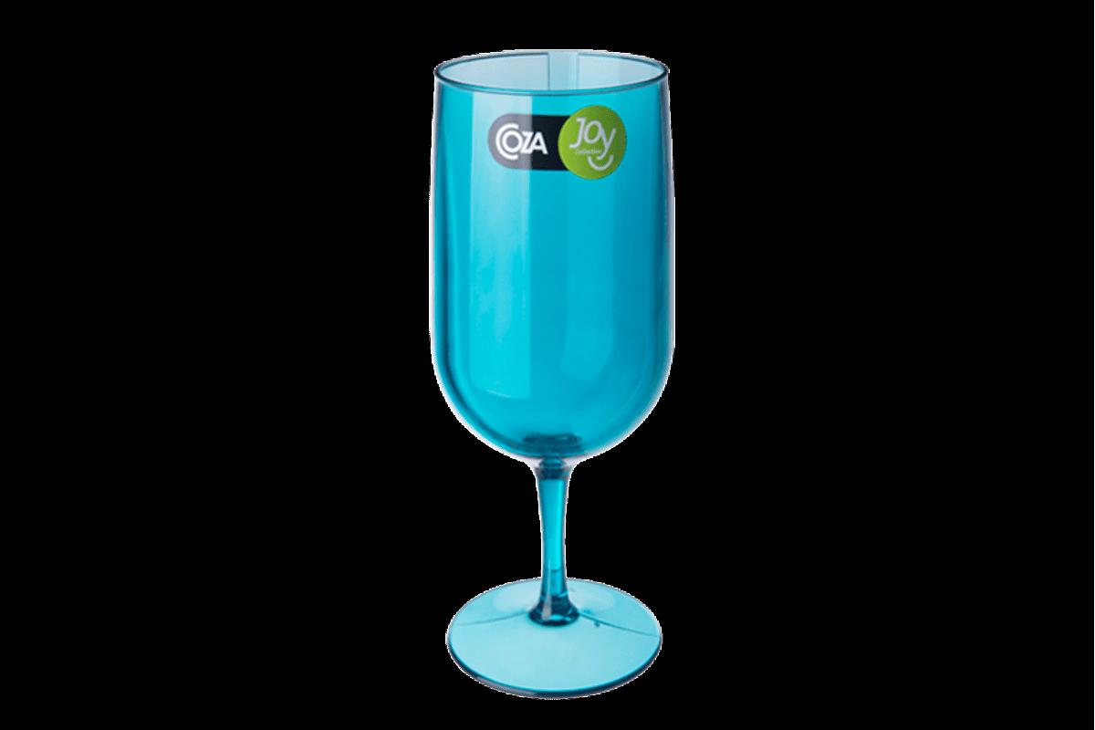Taça Cerveja - Fun 6,1 X 6,1 X 18,5 Cm 300 Ml Verde Coza
