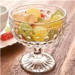 Taça de Sobremesa Bubble 370ml Lyor Vidro Vidro
