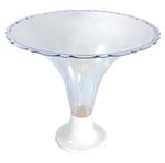Taça Decorativa Branca