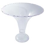 Taça Decorativa Transparente