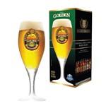 Taça para Cerveja em Vidro 300ml Baden Baden Golden