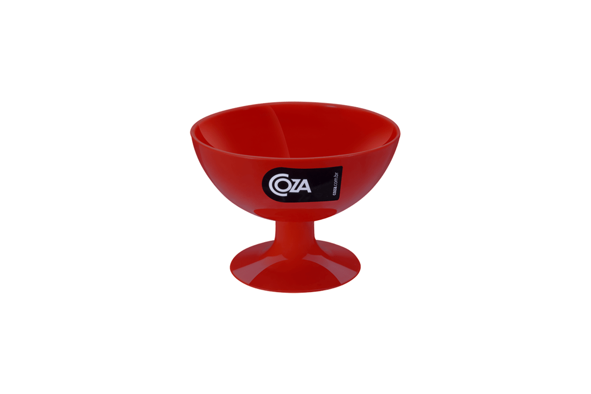 Taça Sobremesa 150 ML Cozy 10,5 X 10,5 X 8 Cm Pimenta Coza