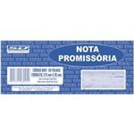 Talão Nota Promissória 50f.95x215 Am Pct.c/20 Sao Domingos