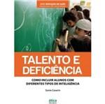 Talento e Deficiência