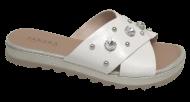 Tamanco Flatform Feminino Tanara T2822 | Dtalhe Calçados