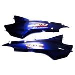 Tampa Lateral Biz 00 Es Azul Met Par Tampa Lateral Biz 00 Es- Azul-Met - Par
