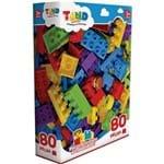 Tand Kids Caixa 80 Pecas Toyster