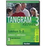 Tangram Aktuell 3 Kursbuch Arbeitsbuch Lektion 5