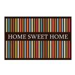 Tapete Clean Kasa Home Sweet Home Listras