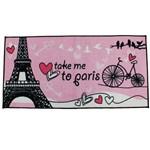 Tapete Clean Kasa Infantil Paris 0,75x1,0 M